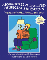 Cover vom Buch Absurdities and Realities of Special Education